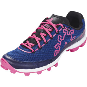 Icebug Acceleritas6 RB9X Shoes Women DeepBlue/Scarlet
